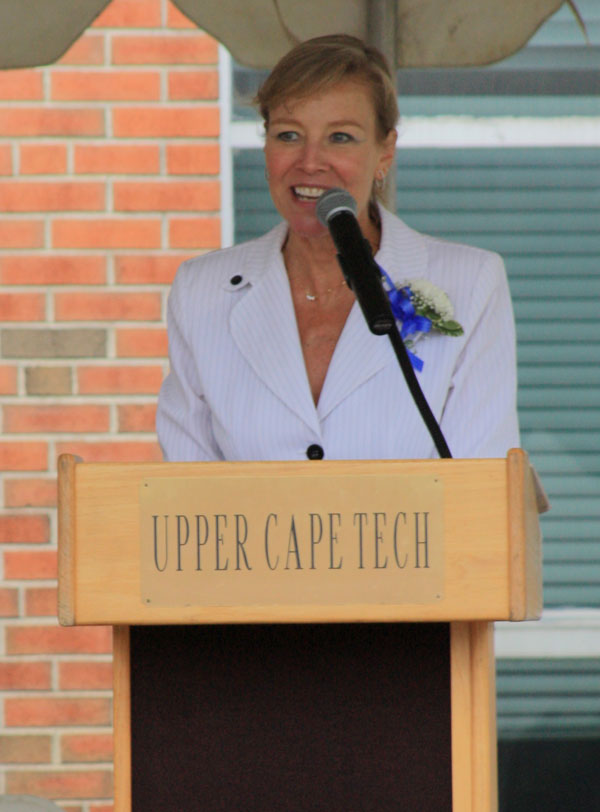 Upper Cape Tech Graduation 2010